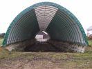 02 - Poľnohospodárstvo - zastrešenie silážnej jamy (QS33) 10x55m